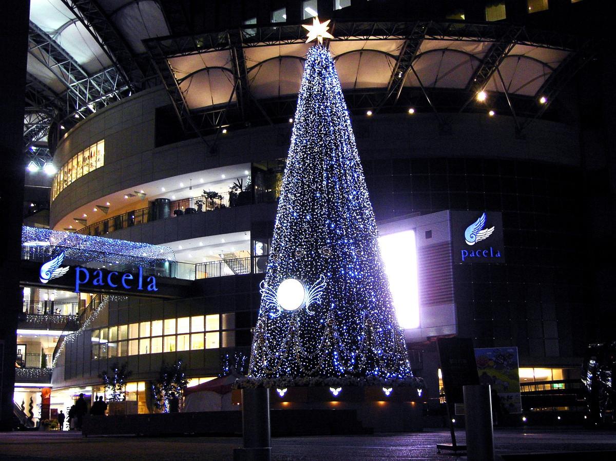 Navidad comunico luego vendo - Decoracion navidena para negocios ...