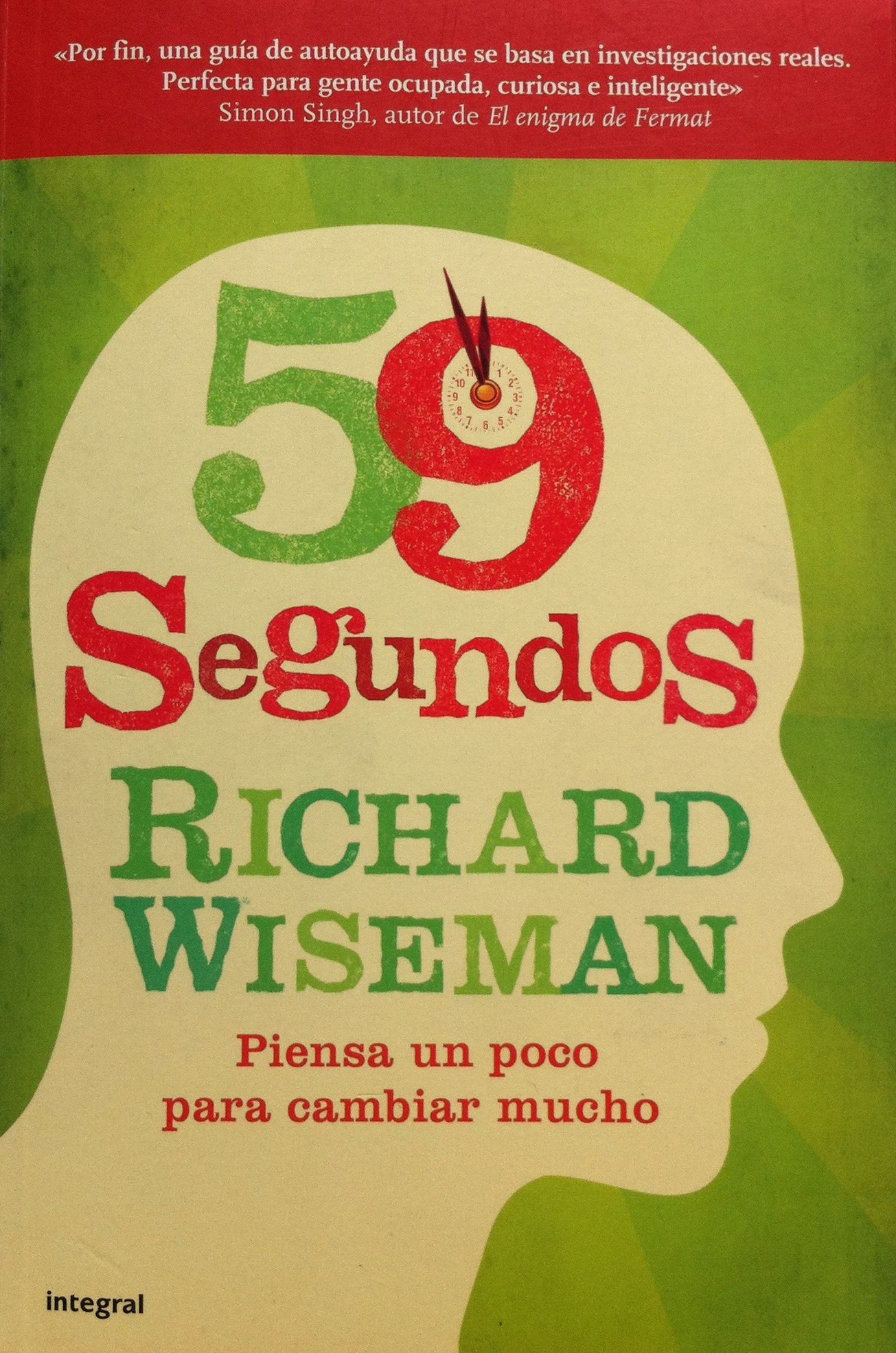 Richard Wiseman 59 segundos