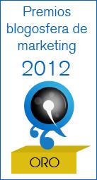 Comunico, luego vendo, ganador de los Premios del Observatorio de la Blogosfera del Marketing 2012